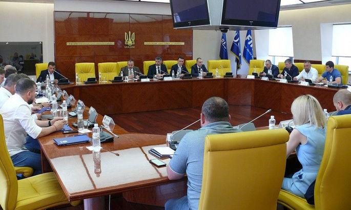 Состоялись сборы участников УПЛ