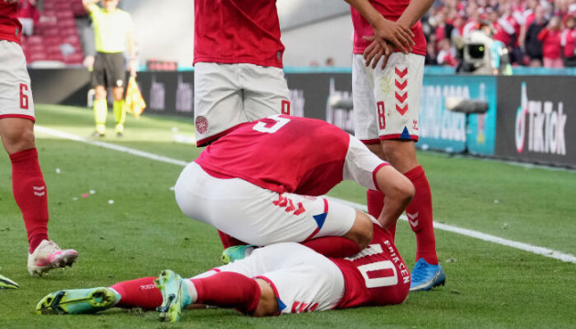 Официально: Матч Дания - Финляндия будет доигран сегодня