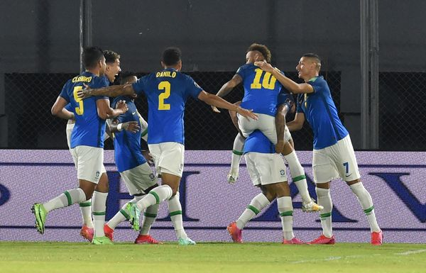 Фото – Твиттер CONMEBOL