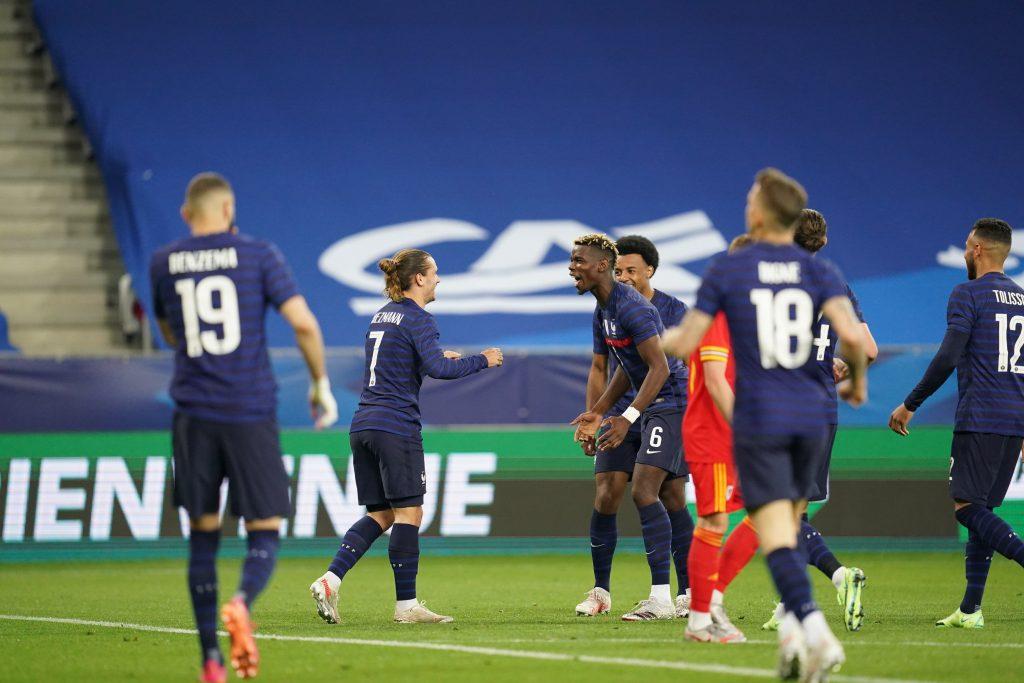 Фото – Твиттер сборной Франции