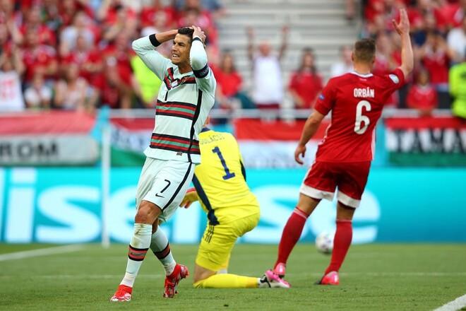 Венгрия - Португалия. Португалия переиграла Венгрию. Евро-2020