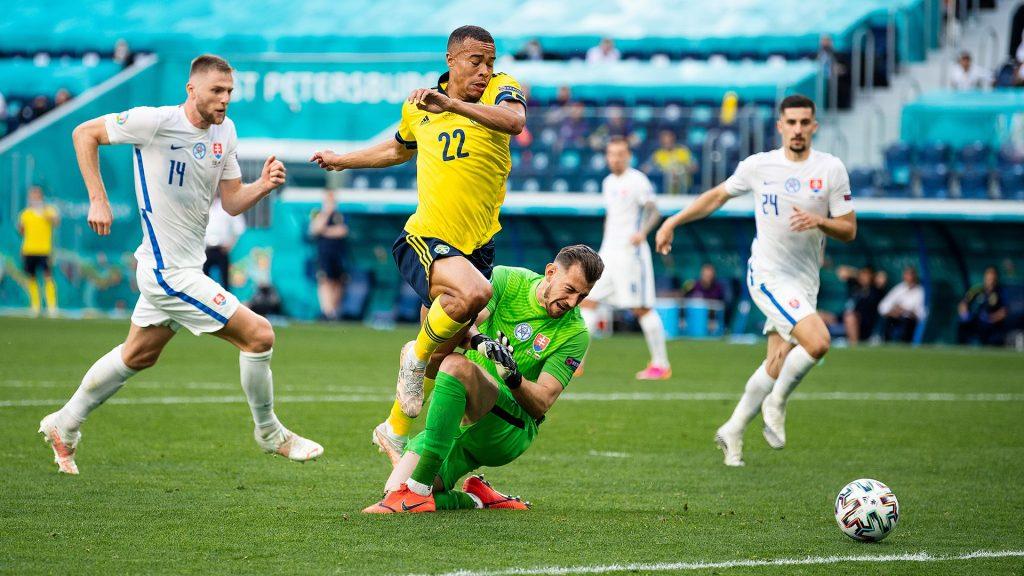 Фото – Твиттер сборной Швеции