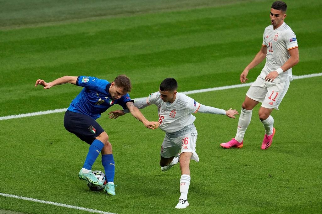 Фото – твиттер UEFA EURO 2020.