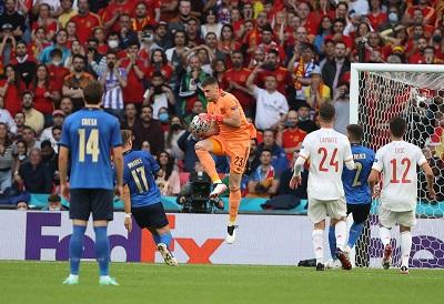 Фото – твиттер сборной Испании.