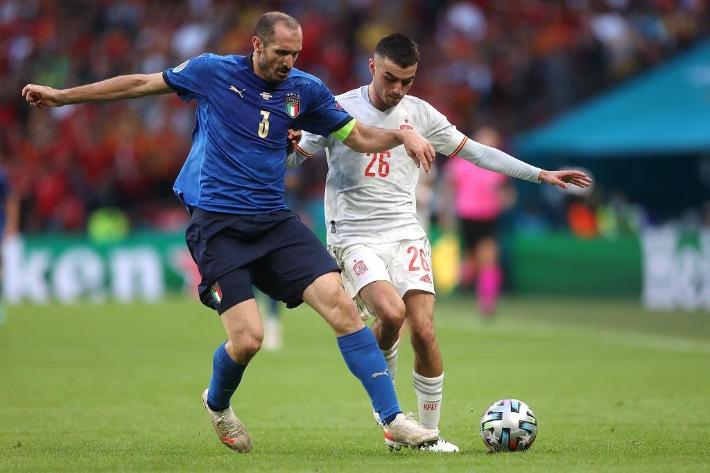 Фото – твиттер сборной Италии.